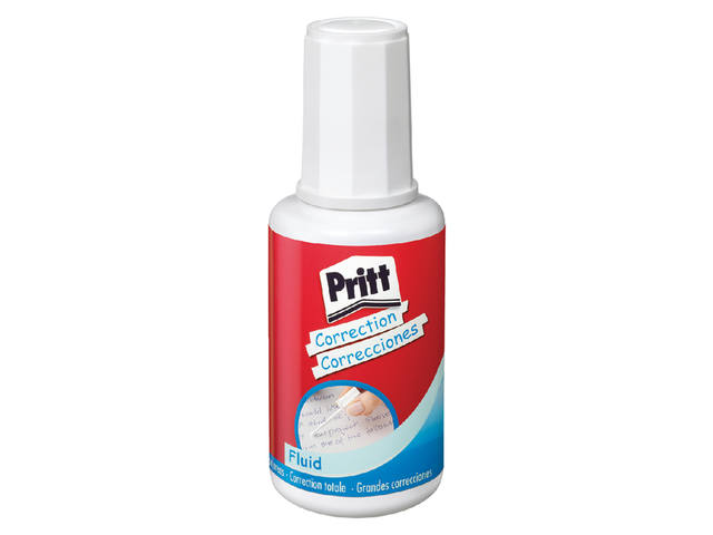 CORRECTIEVLOEISTOF PRITT CORRECT IT 100265 20ML 1