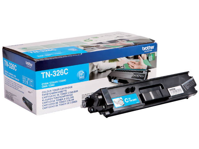 TONER BROTHER TN-326 3.5K BLAUW 1