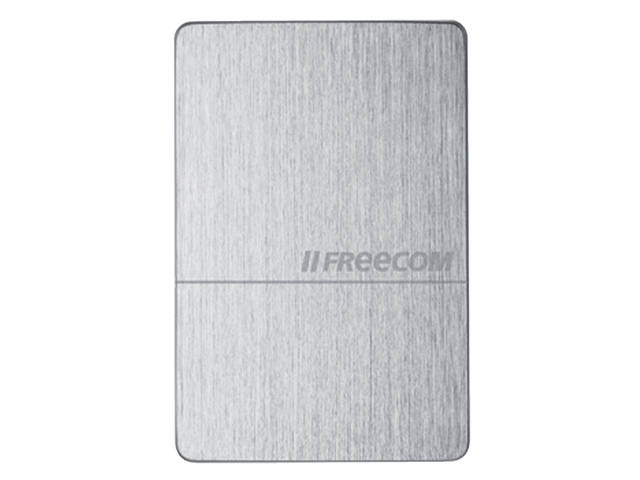 HARDDISK FREECOM MOBILE DRIVE METAL 2TB USB 3.0 1